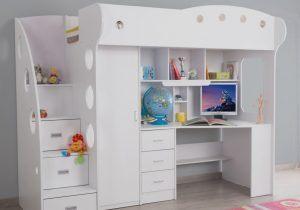 3 Lits Superposés Inspiré Lit Superposé Pour Enfant Tr¨s Bon Lit Superposé 3 étages Alamode