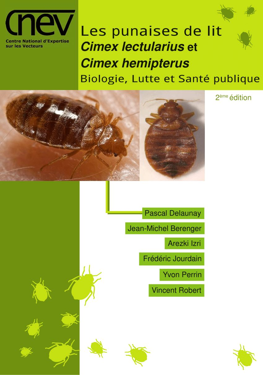 A Quoi Ressemble Une Punaise De Lit Magnifique Pdf Taking A Bite Out Of Vector Transmitted Infectious Diseases
