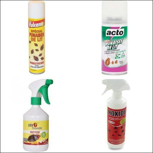 Acto Punaise De Lit Nouveau Spray Anti Punaises De Lit Insecticide Punaise De Lit