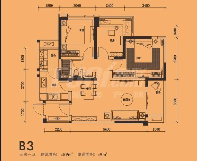 Alèse Lit Bébé 60×120 Inspiré B 3