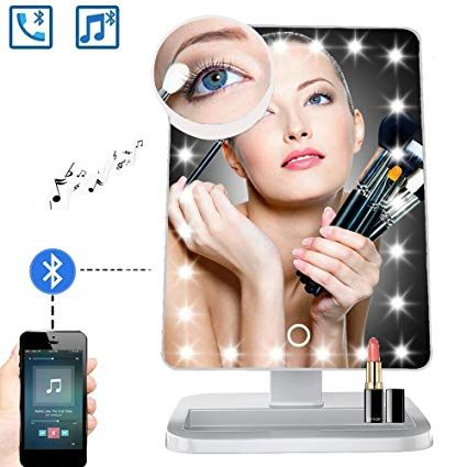Amazon Lit Bebe Frais Amazon Makeup Mirror with Bluetooth Bluetooth Lighted Mirror