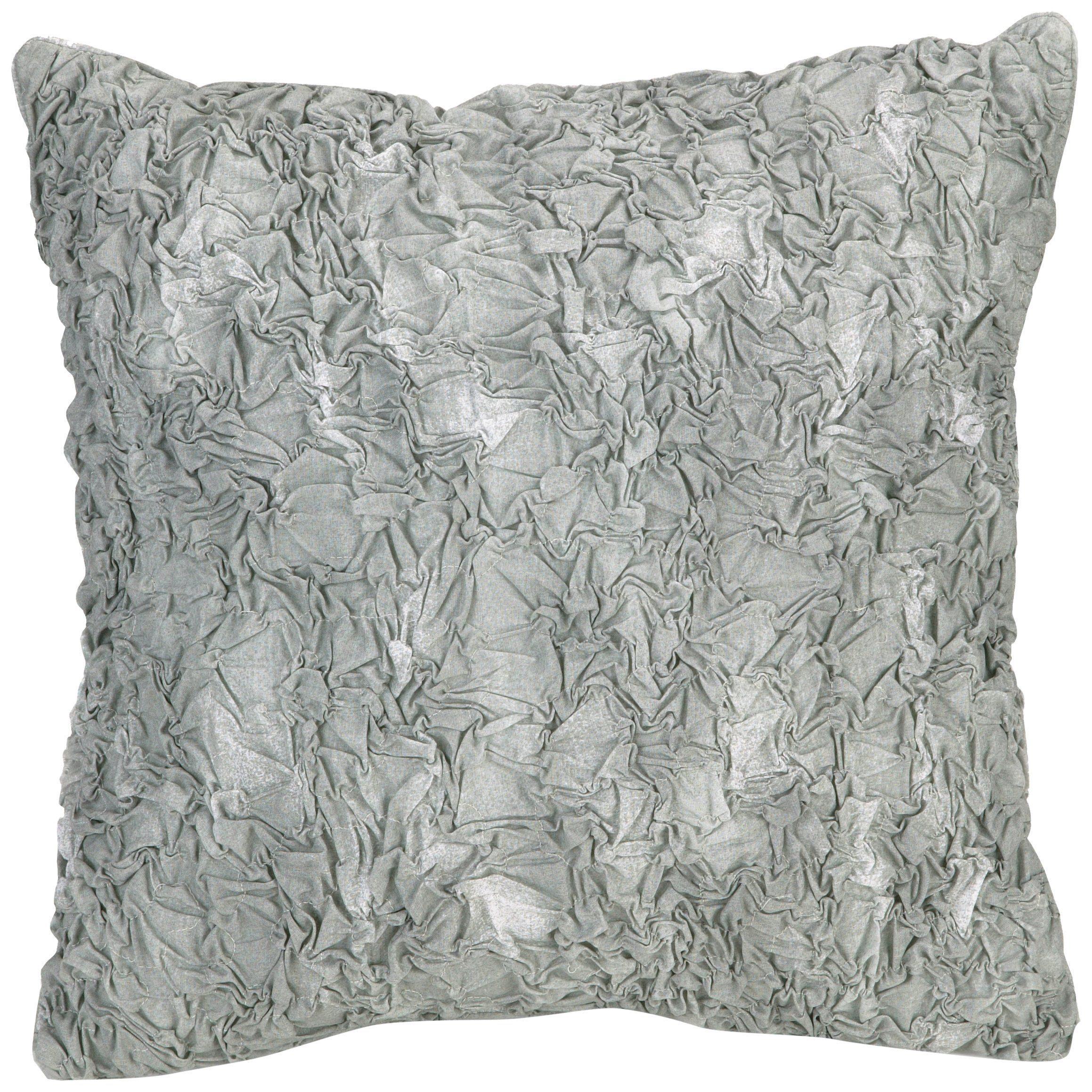 Amazon Jessica Simpson Golden Peony Textured Decorative Pillow