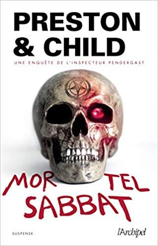 Amazon Tete De Lit Agréable Amazon Mortel Sabbat Douglas Preston Lincoln Child Livres