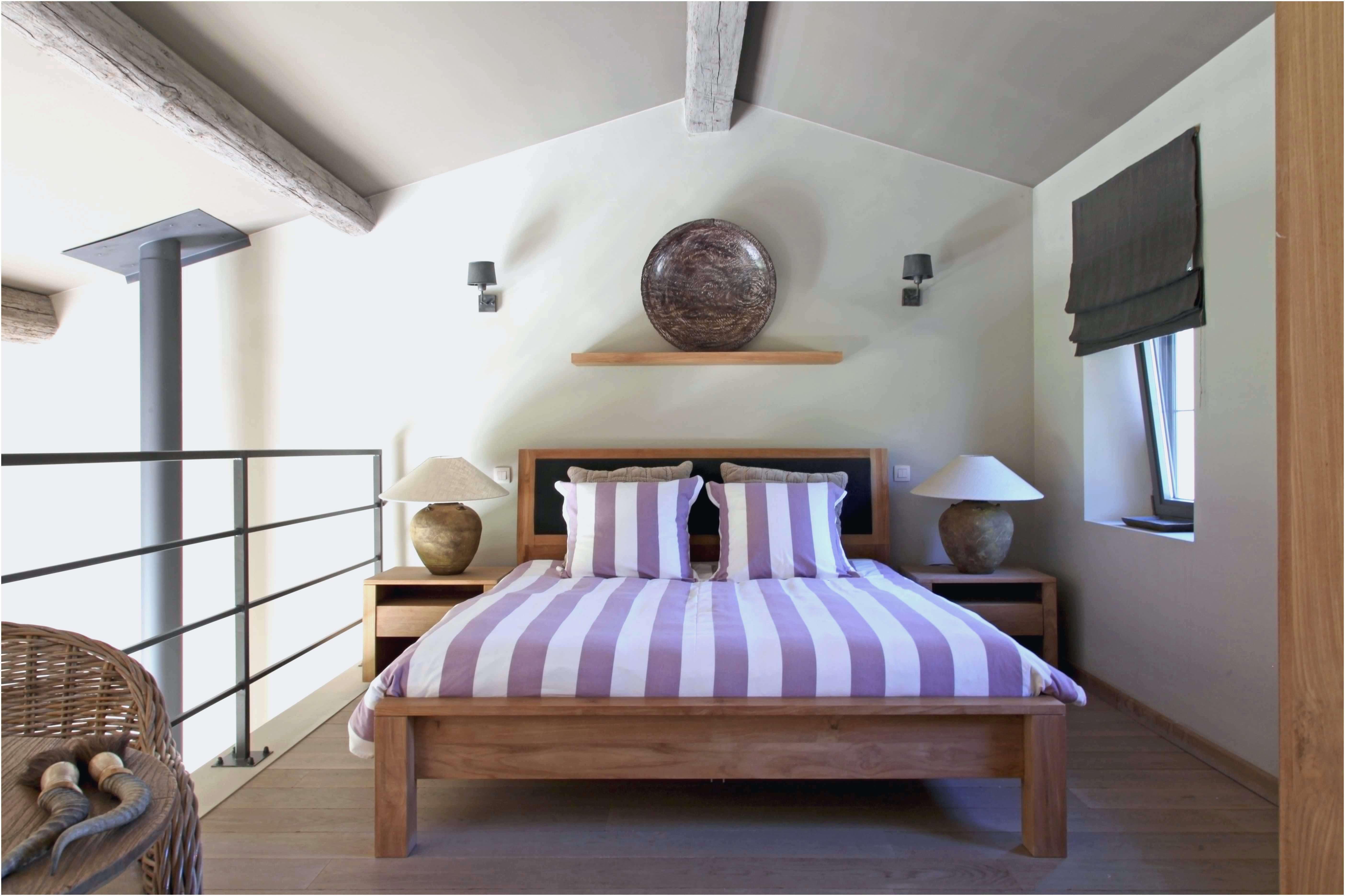 Impressionnant Chambre toit En Pente Pour Option Aménagement sous