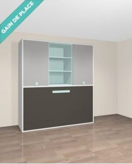 Armoire Lit Escamotable Pas Cher Charmant Lit Escamotable 2 Places Beau Lit Escamotable 2 Places Luxe Lit