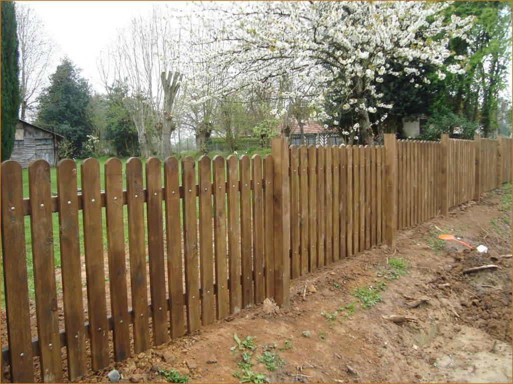 Barriere De Lit Bois Génial Panneaux En Bois Pour Jardin Zochrim