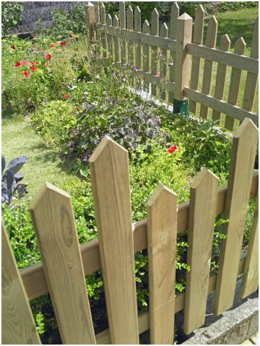 Barriere De Lit Bois Magnifique Elégant Barriere Jardin Bois New Brise Vue Jardin Bois Meilleur Od