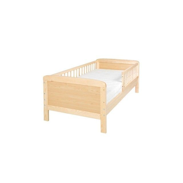 Barriere De Lit Enfant Luxe Lit Junior 140 Cm X 70 Cm En Pin Massif Avec Barri¨res