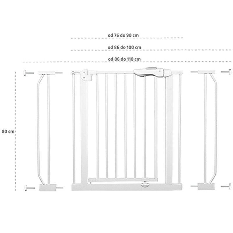 Barriere de Securite pour Porte Truus de Lionelo