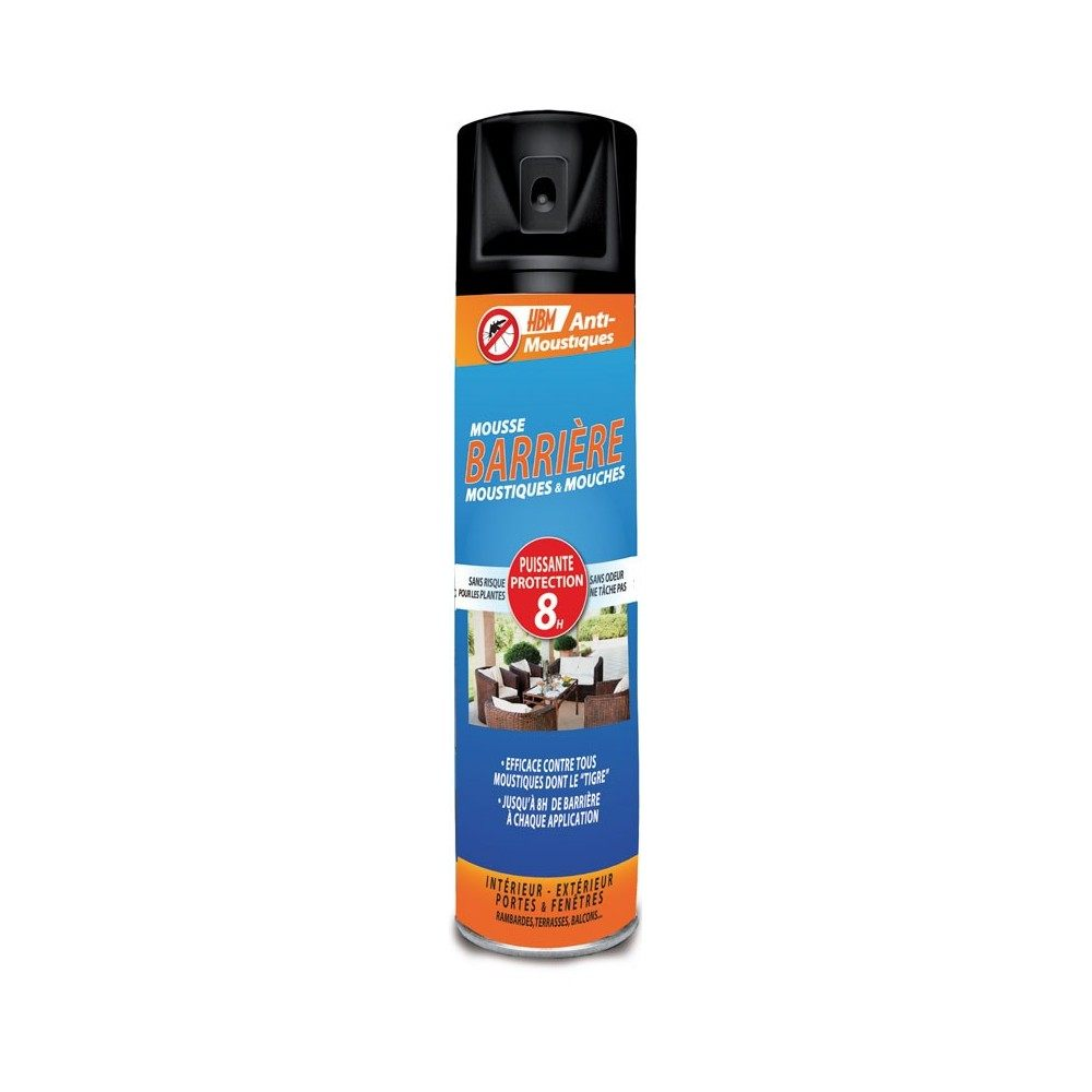 Spray Cryo Foudroyant 400 ml MoustiqueSolutions