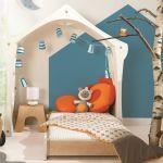 Cabane Lit Enfant Unique Lit Pour Enfant — Laguerredesmots