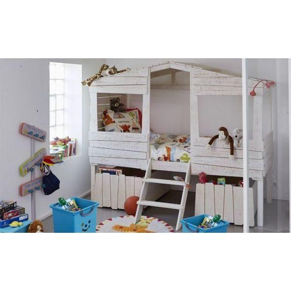Cabane Lit Pour Enfant Inspiré Chambre D Enfant Woody Par Alin A southerngroupproperty Chambre