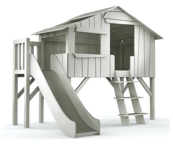 Cabane Lit Pour Enfant Nouveau Lit Cabane En Bois Sur Mesure Pour Enfant Abra Ma Cabane Lit Cabane
