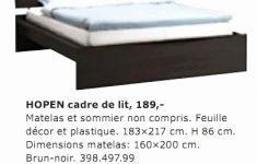 Cadre De Lit 160×200 Agréable Cadre Bois Ikea Inspiré Tete De Lit Ikea 180 Fauteuil Salon Ikea