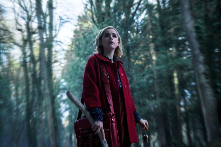"""Cale Bebe Lit De Luxe Chilling Adventures Of Sabrina"""" and the Ever Bleaker Archie Universe"""