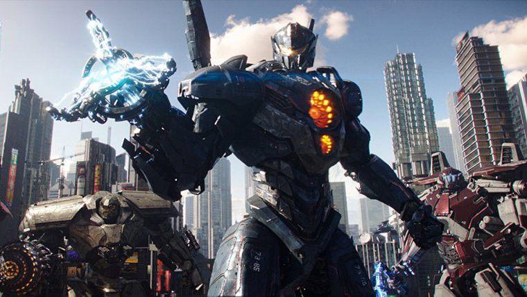 Cale Bebe Lit De Luxe Pacific Rim Uprising Review A Cartoony Robot Monster Spectacle