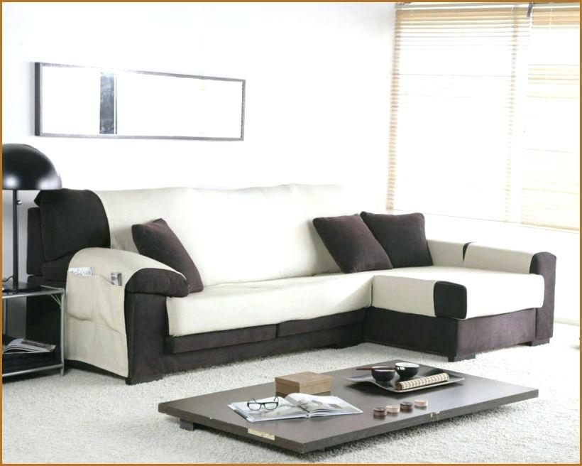 Canapé D Angle Convertible Lit Inspirant Canapé D Angle Convertible Noir Et Blanc Zochrim