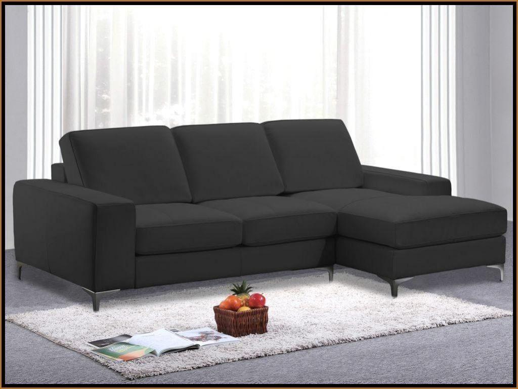 Canapé D Angle Convertible Lit Unique Canapé D Angle Convertible Noir Et Blanc Zochrim