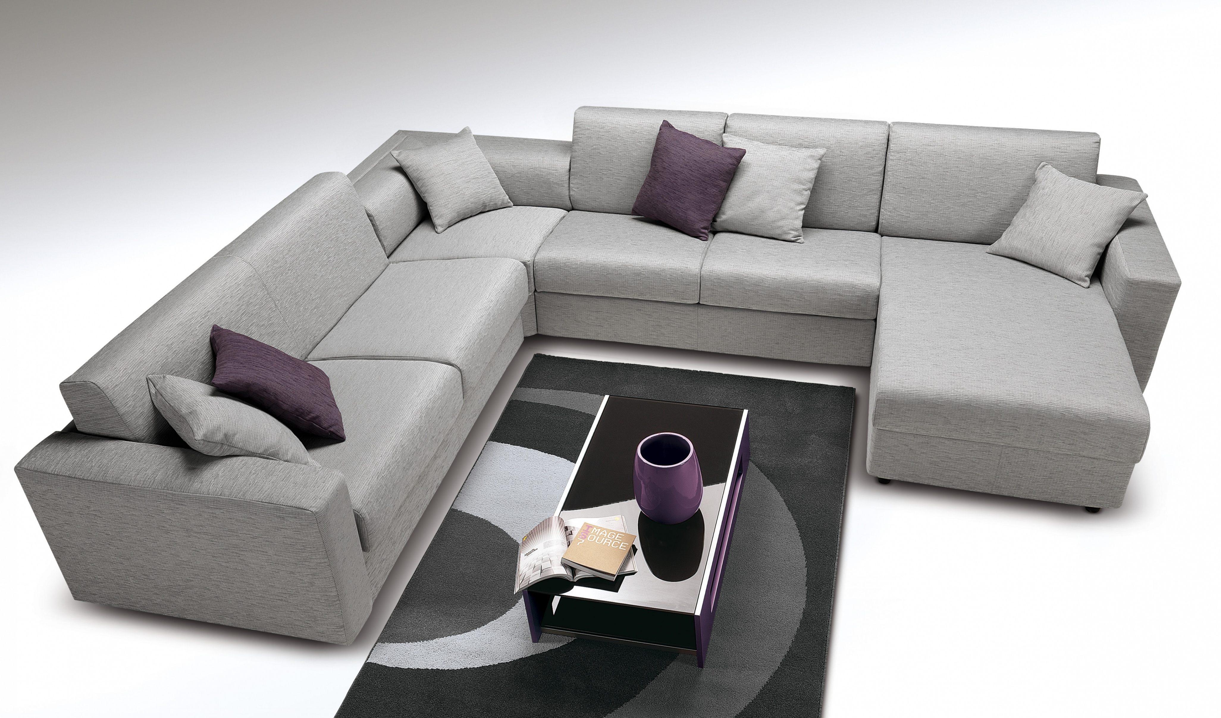 Canapé Lit Convertible Couchage Quotidien Impressionnant Avenant Canapé Lit D Angle Sur Canapé D Angle — Puredebrideur