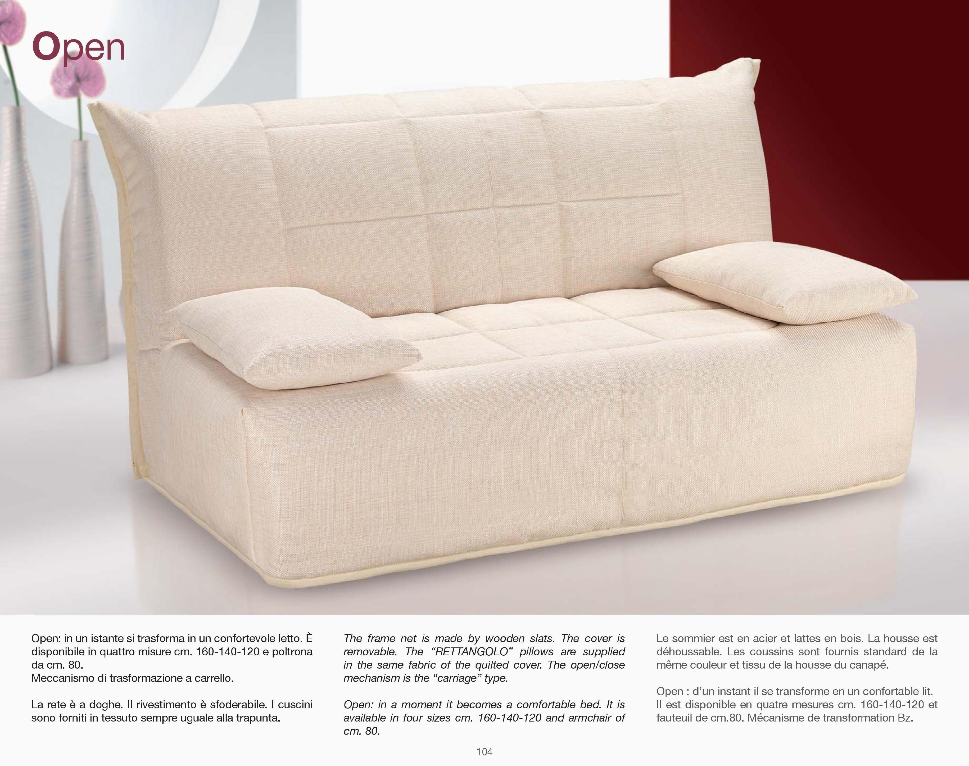 Canapé Bz 160 Ikea