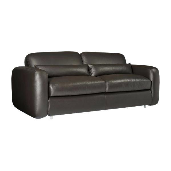 Canapé Lit Couchage Quotidien Ikea Nouveau Canap Cuir Matelass Perfect Canape Lit Night Convertible Places