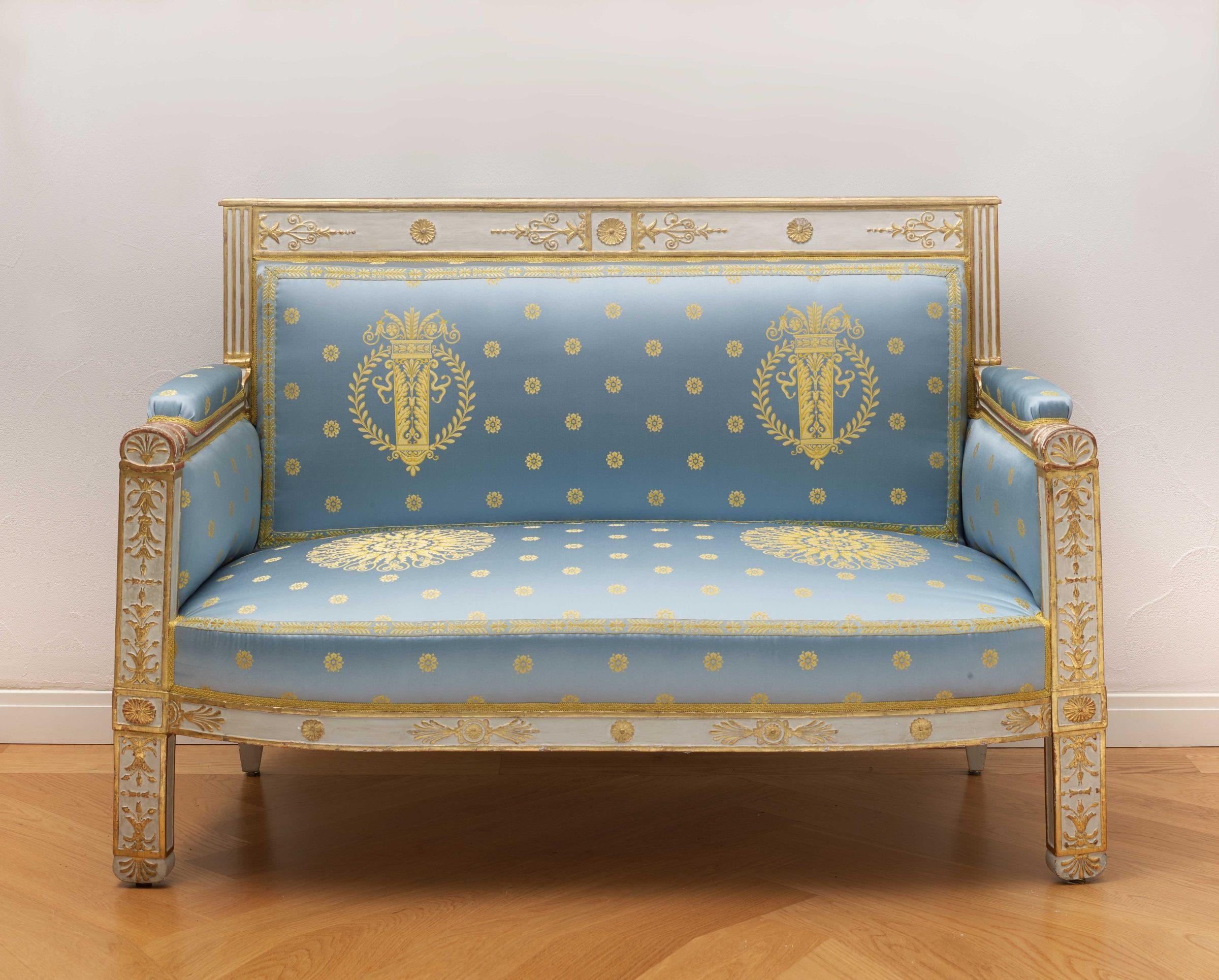 Canapé Lit Paris Meilleur De Pierre Gaston Brion attributed to A Set Of Empire Furniture