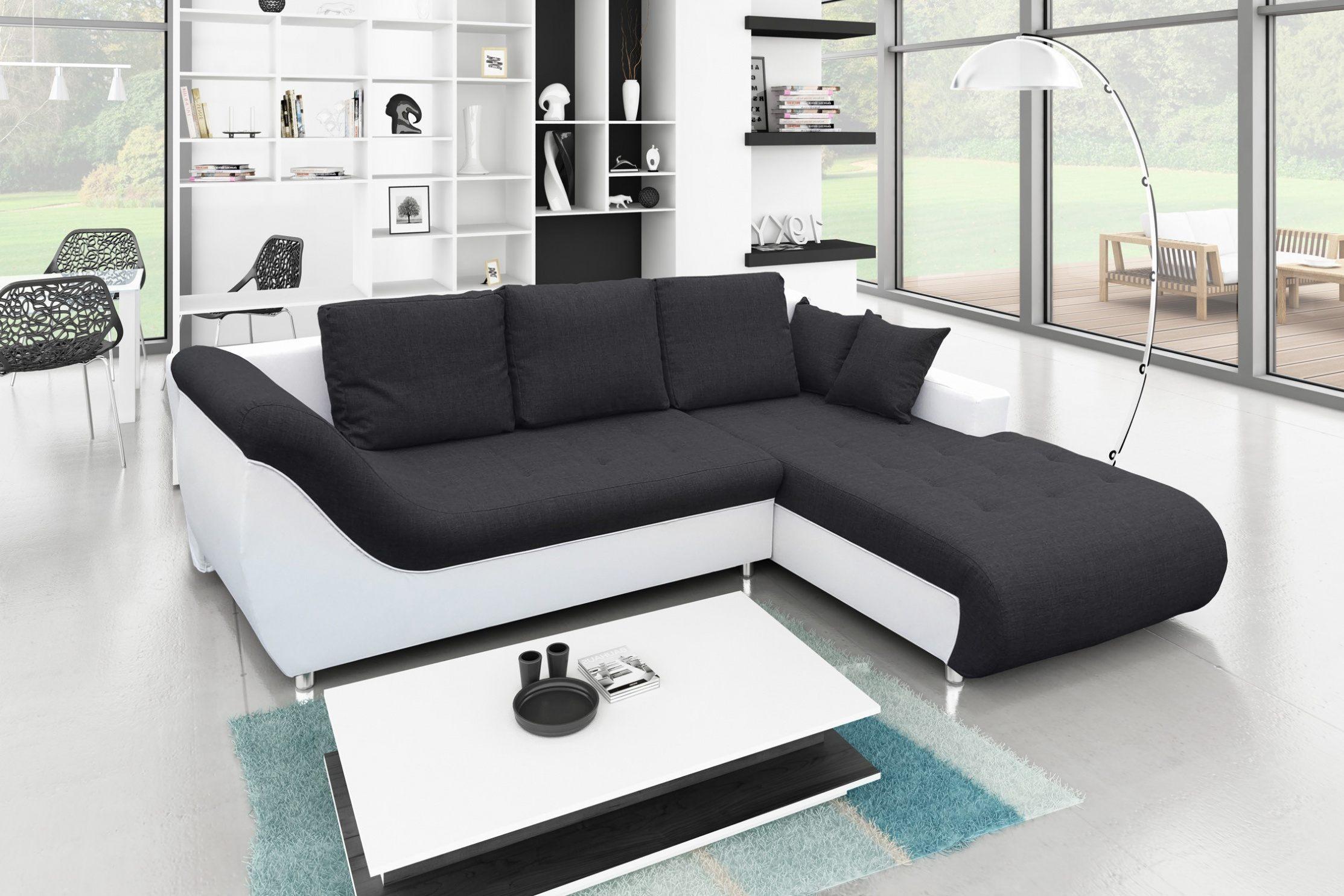 Canapé Lit Simili Cuir Belle Captivant Canapé 2 Angles Ou Lesmeubles Canapé Simili Cuir