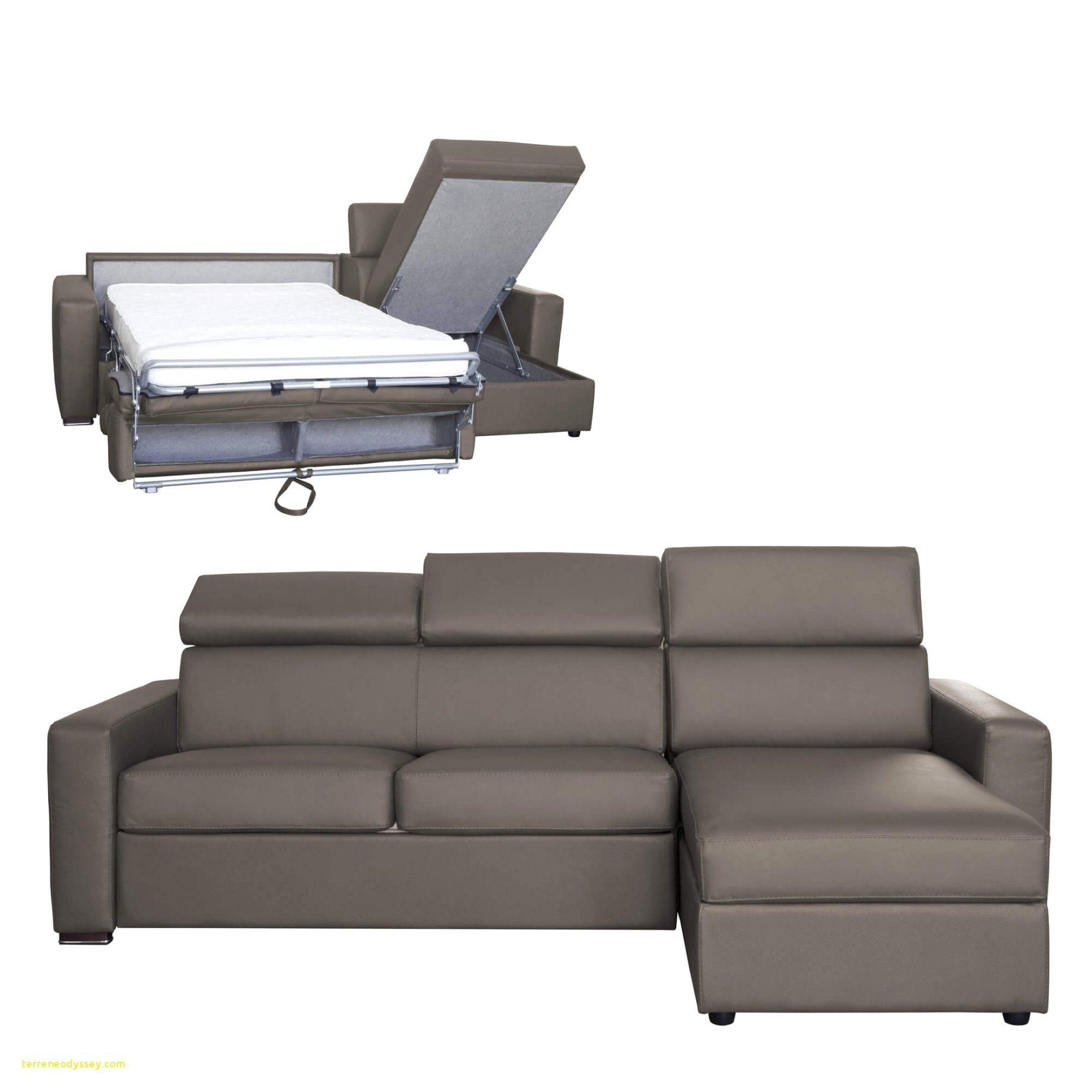 Canapé Lit Vrai Matelas Impressionnant Rusé Canapé Lit Angle Avec 19 Utile Canapé Convertible Avec Vrai