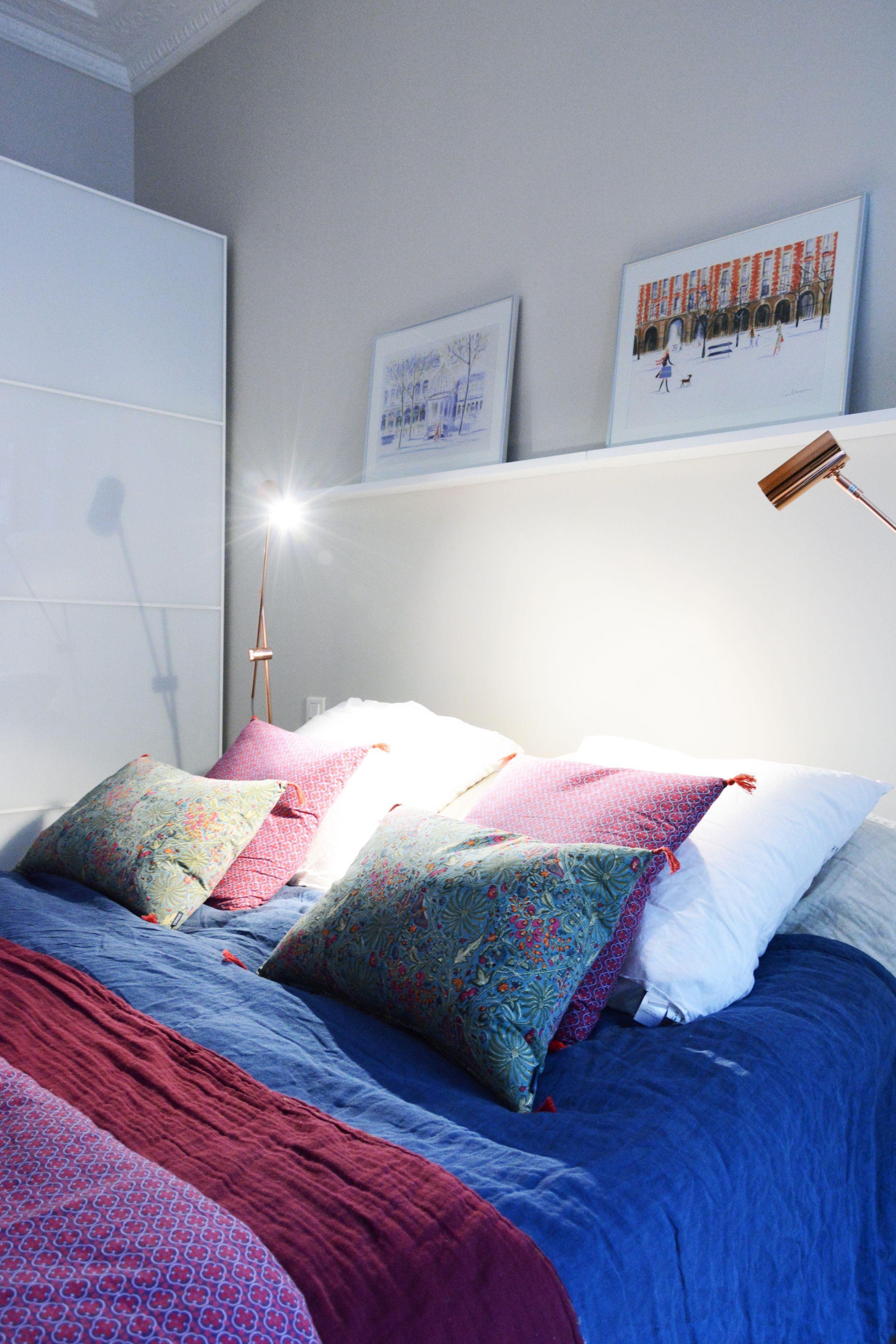 Caravane Linge De Lit Impressionnant Chambre Douillette Dans Un Appartement Parisien Linge De Lit