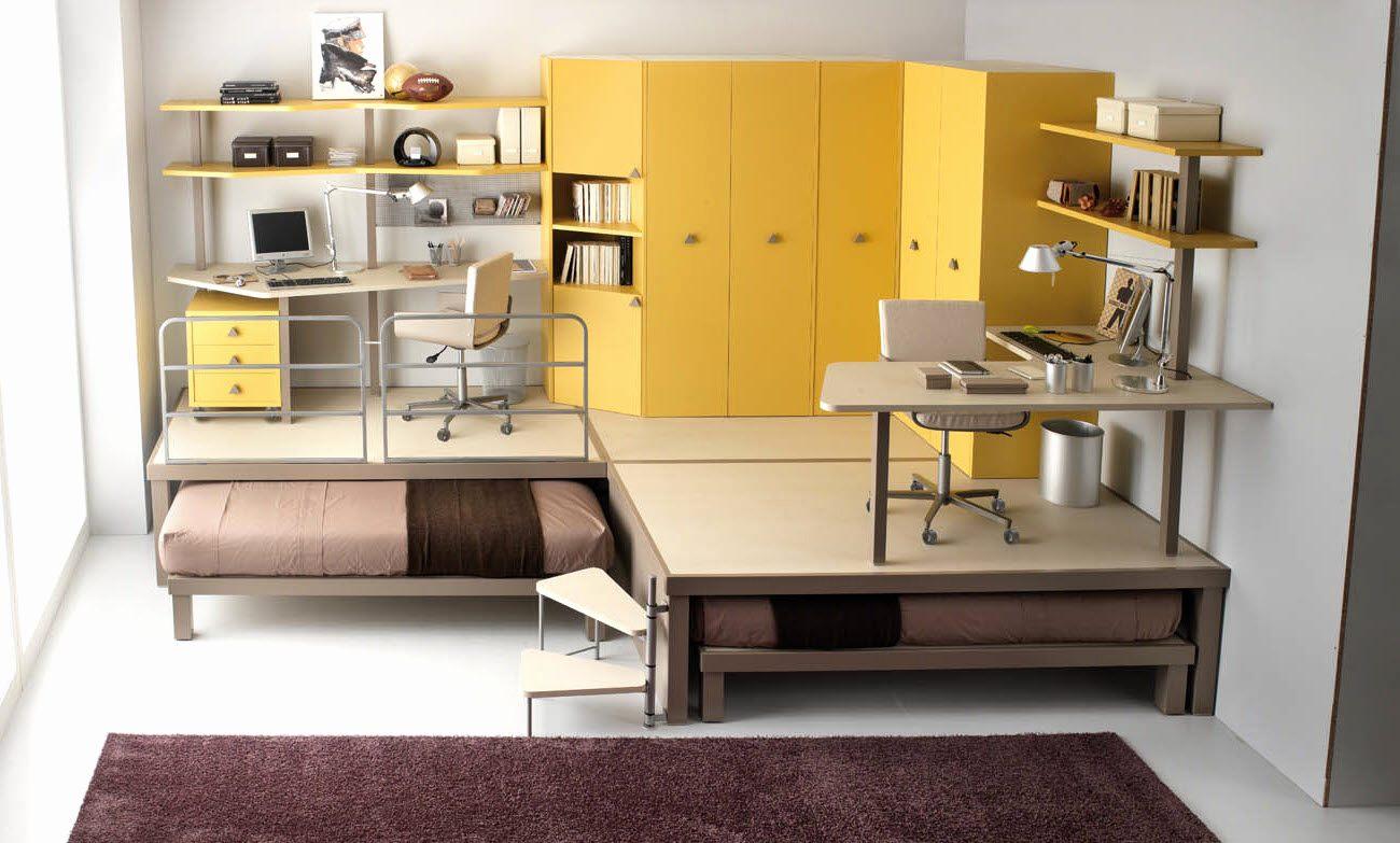 Mezzanine Design Chambre Génial Lit En Mezzanine Luxe Rangement
