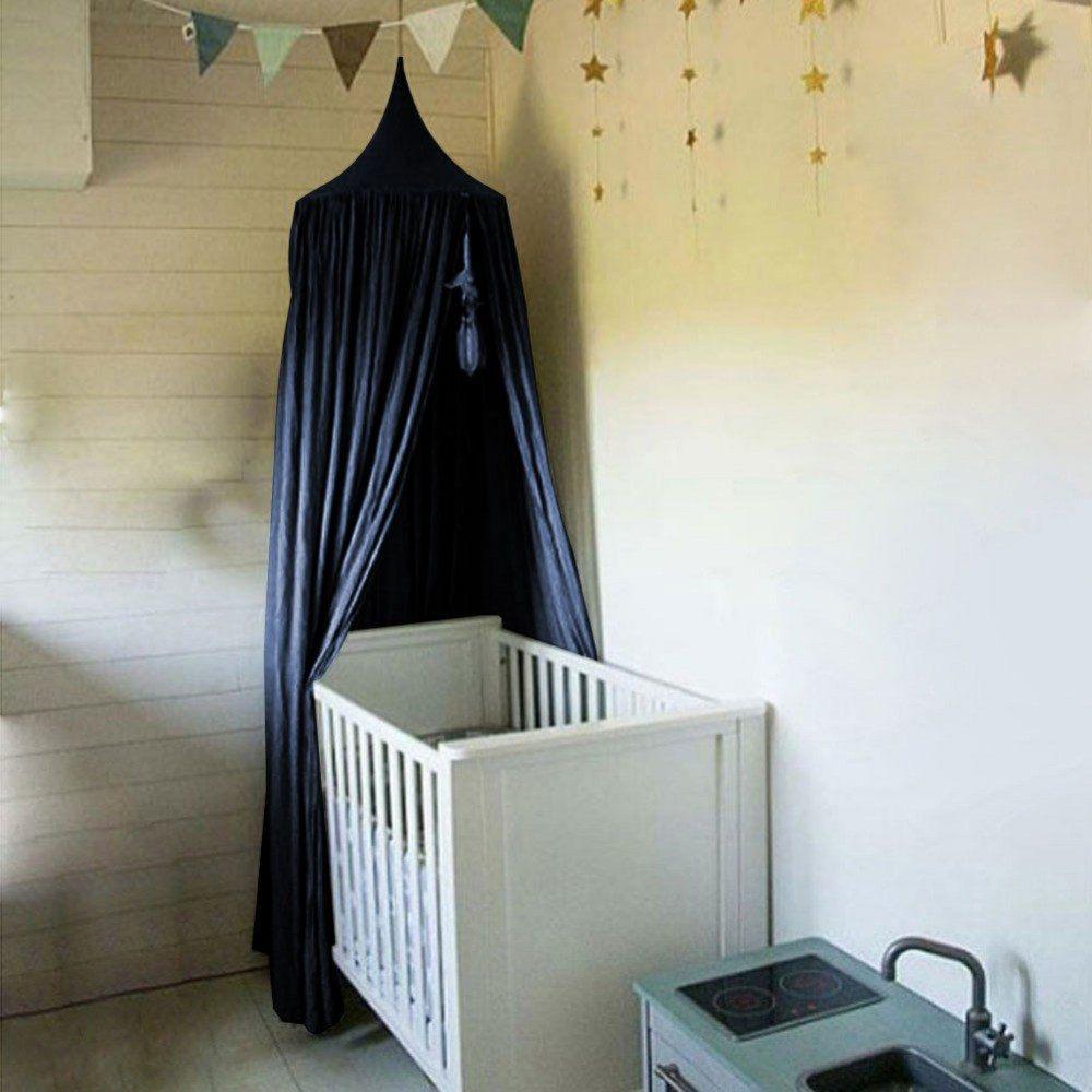 Ciel De Lit Bébé Moustiquaire Fraîche Meuble Alvisse Bebe