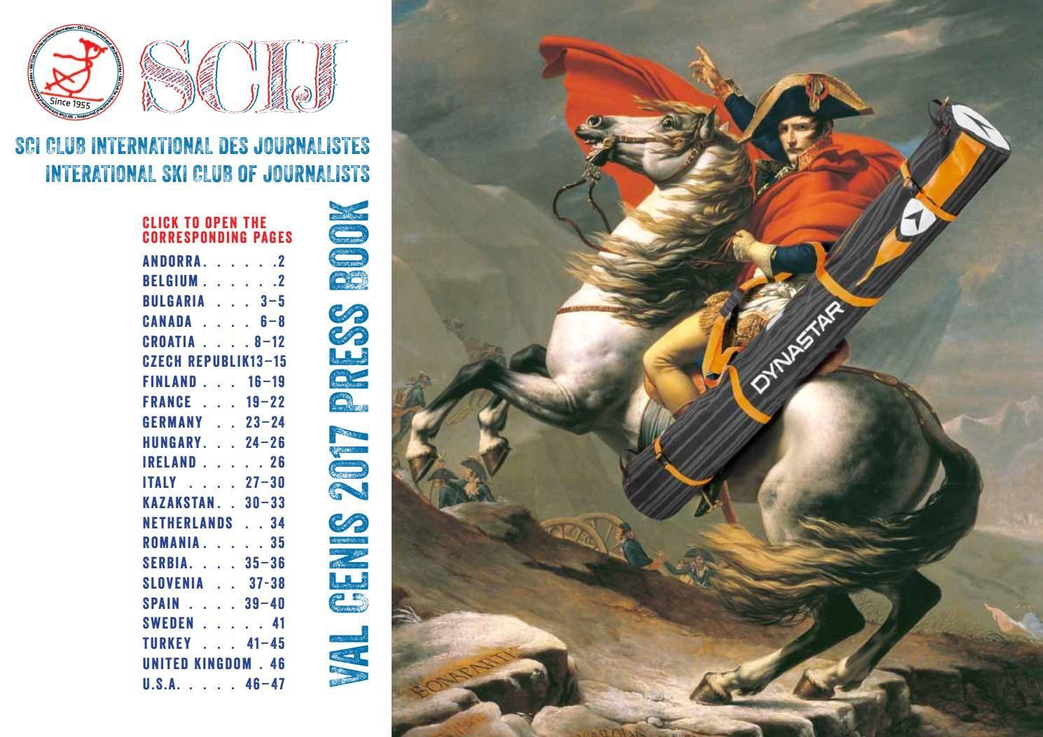 Comment Faire Tenir Une Tete De Lit De Luxe Val Cenis 2017 Scij Pressbook by Scij Rauli issuu