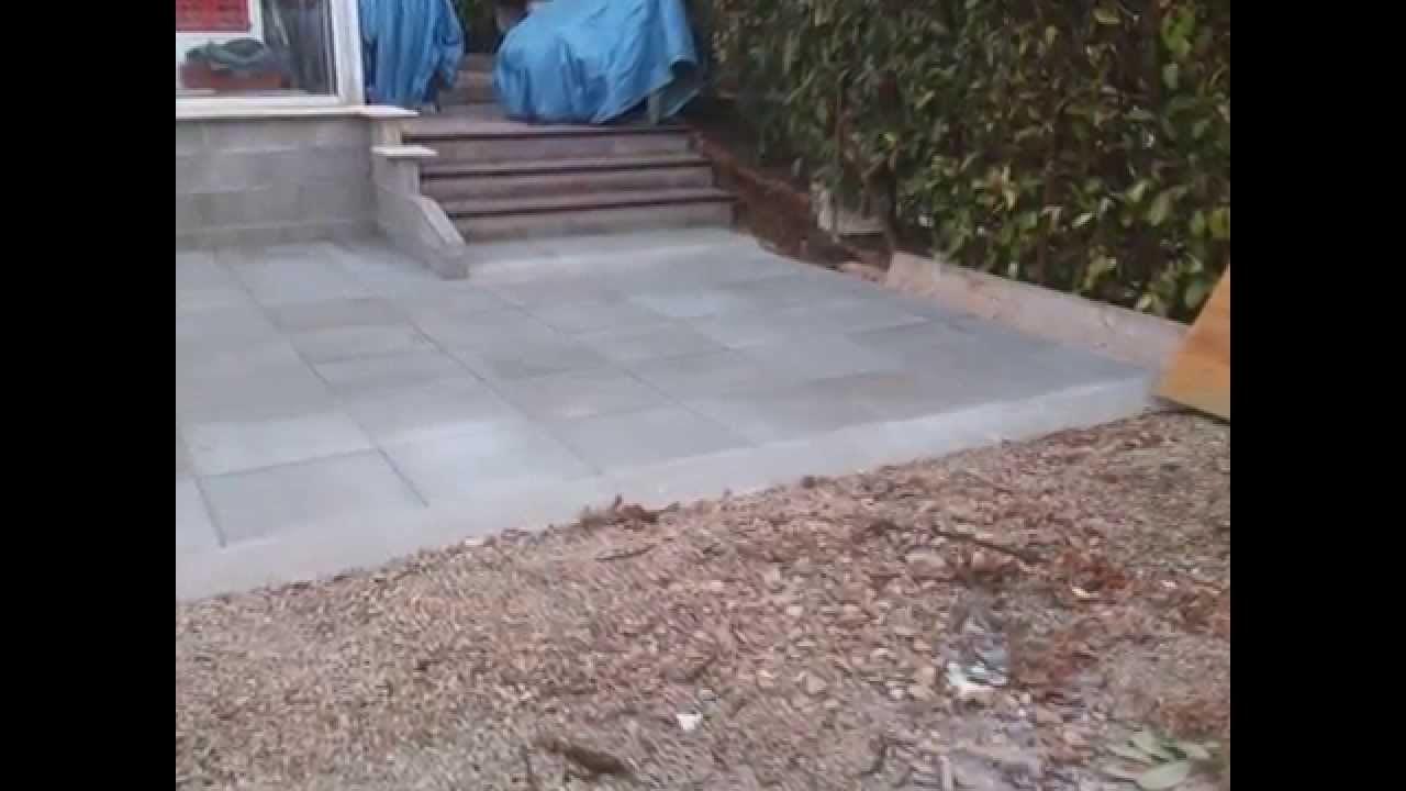 Comment Fixer Une Tete De Lit Joli Terrasse En Dalle Béton Sur Lit De Sable
