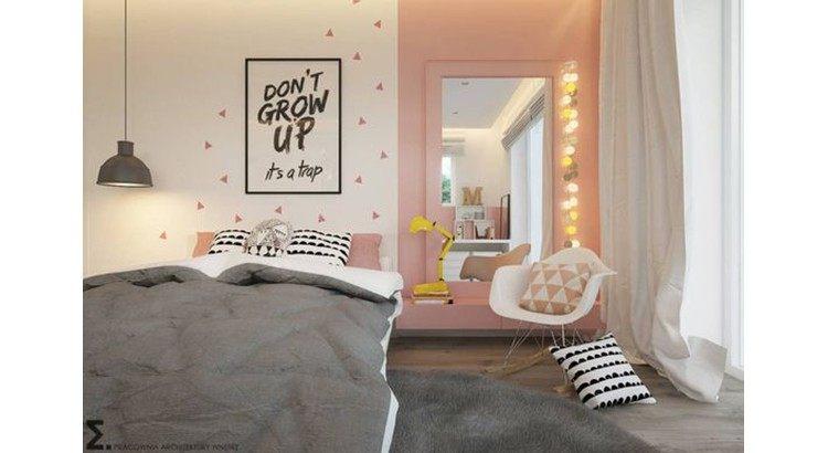 Comment Placer son Lit Dans Une Petite Chambre Beau Inspiration 25 Chambres Qui Vont Faire Craquer Vos Ados