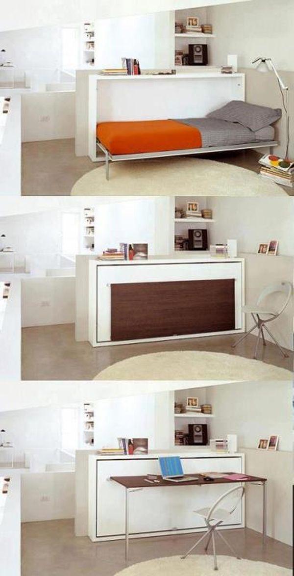 Comment Placer son Lit Dans Une Petite Chambre Génial Mobilier Deux En Un