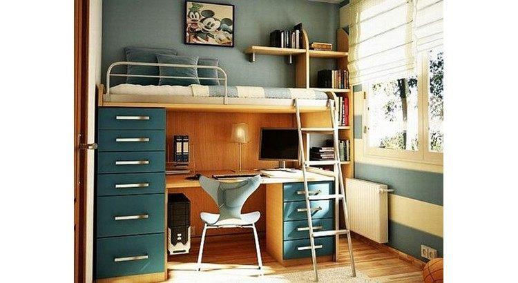 Comment Placer son Lit Dans Une Petite Chambre Inspiré Inspiration 25 Chambres Qui Vont Faire Craquer Vos Ados
