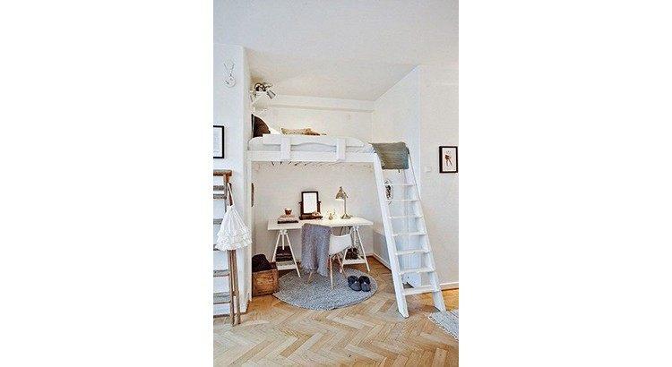 Comment Placer Son Lit Dans Une Petite Chambre Meilleur De Inspiration 25 Chambres Qui Vont Faire Craquer Vos Ados