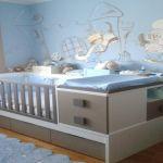 Contour Lit Bébé Élégant Meilleur Lit Pour Bébé Support Pour Baignoire Bébé Elegant Mode Bébé