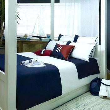 Couette Lit 2 Personnes Joli Lit 2 Place Design Housse De Couette Colour Block Bleu Marine Vaste