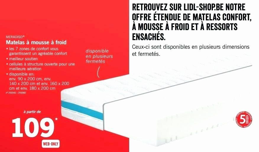 Housse De Couette Lidl Frais Lit D Appoint Lidl Matelas Meradiso