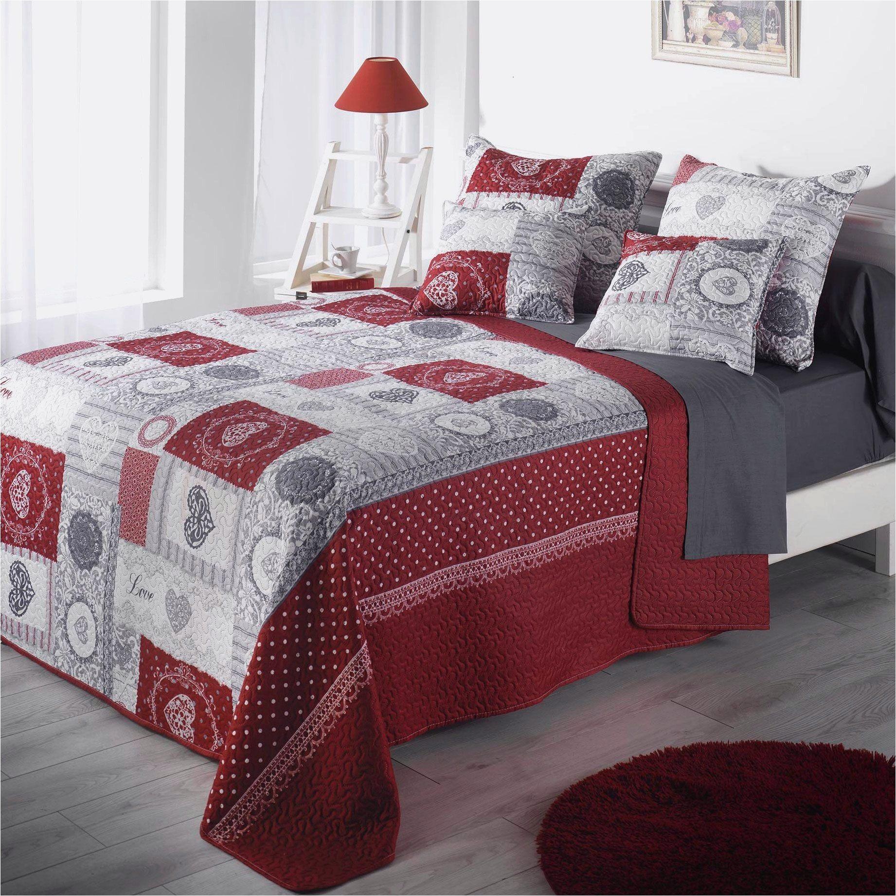 couvre lit pas cher l gant couvre lit une personne pas. Black Bedroom Furniture Sets. Home Design Ideas