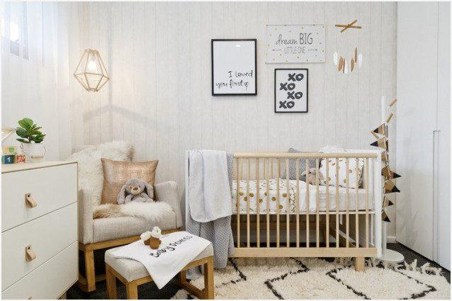 Aménagement Chambre Bébé Montessori