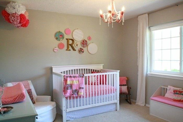 Décoration Lit Bébé Inspiré Chambre Bébé Gris Et Blanc Meilleur Deco Chambre Fille Rose Bebe 7 D