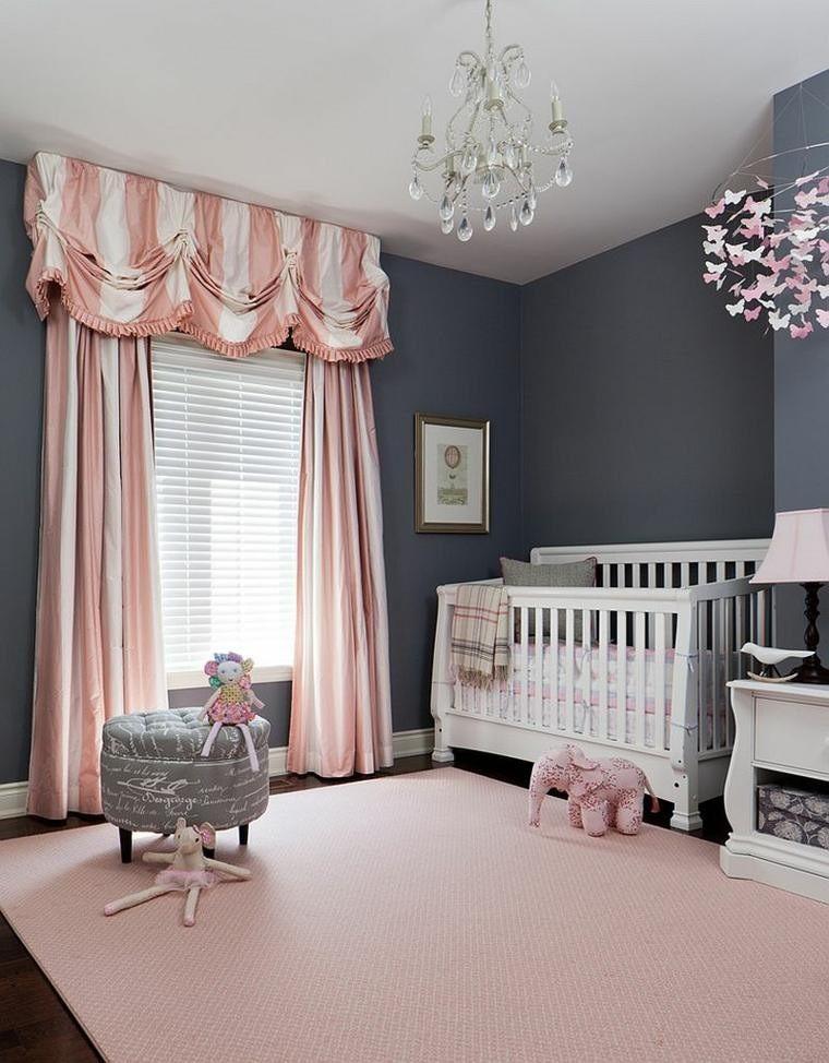 Décoration Lit Bébé Unique Chambre Bébé Gris Et Blanc Meilleur Deco Chambre Fille Rose Bebe 7 D