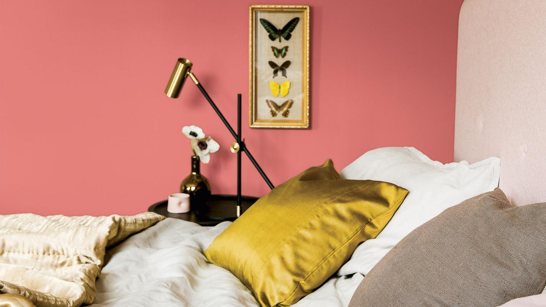 Decoration Mur Tete De Lit Meilleur De Idées Déco Pour Une Chambre Raffinée Aux Couleurs Velours