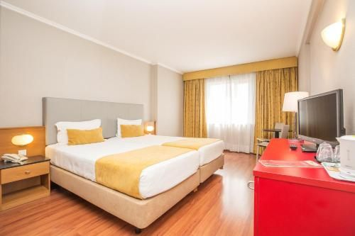 Descente De Lit Pas Cher Fraîche ОтеРь Hotel 3k Madrid 4 Лиссабон Бронирование отзывы фото