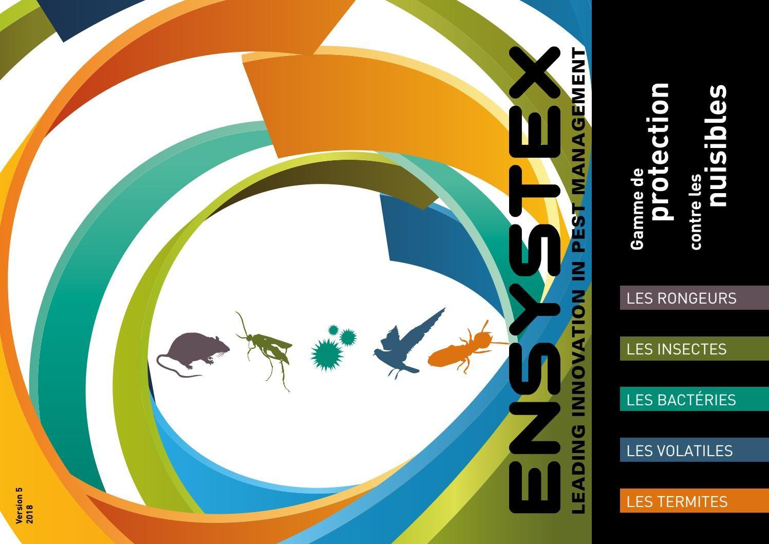 Desinfection Punaise De Lit Prix Douce Catalogue Ensystex Europe 2018 By Ensystex Europe Issuu