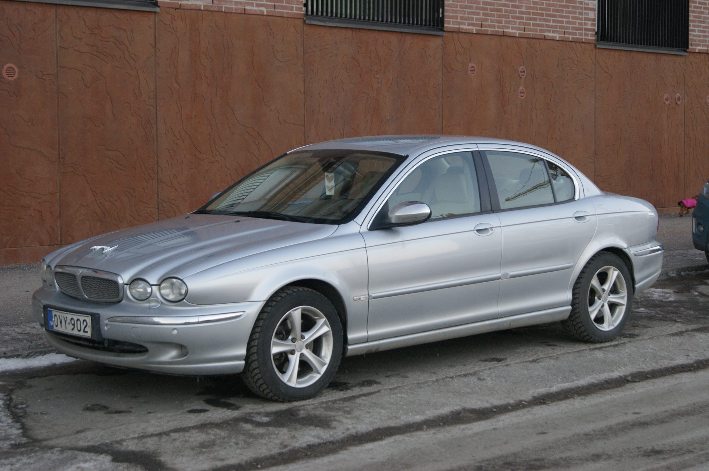 Dimension D Un Lit 2 Places Bel Jaguar X Type