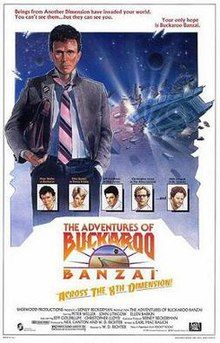 Dimension D Un Lit 2 Places De Luxe the Adventures Of Buckaroo Banzai Across the 8th Dimension