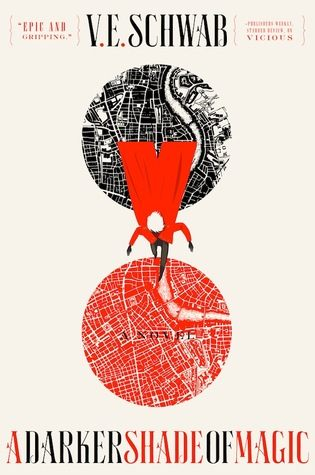 Dimension Lit 1 Place 1 2 Luxe A Darker Shade Of Magic Shades Of Magic 1 by V E Schwab